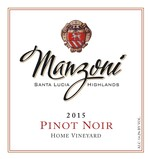 2015 Home Vineyard Pinot Noir