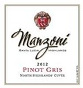 2012 North Highlands Cuvee Pinot Gris